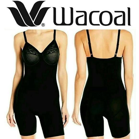 9eef3dbcfcd WACOAL Visual Effects Body Shaper • NWT • 36F